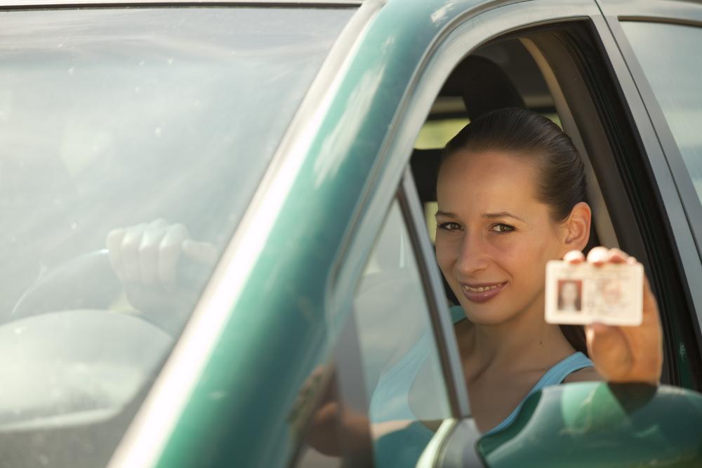 DUI license