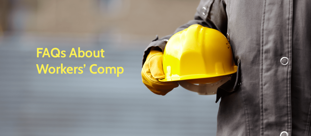 faqs about workers compensation