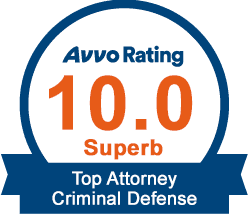 Aaron Delgado - Avvo Rating 10/10 Superb Top Attorney Criminal Defense